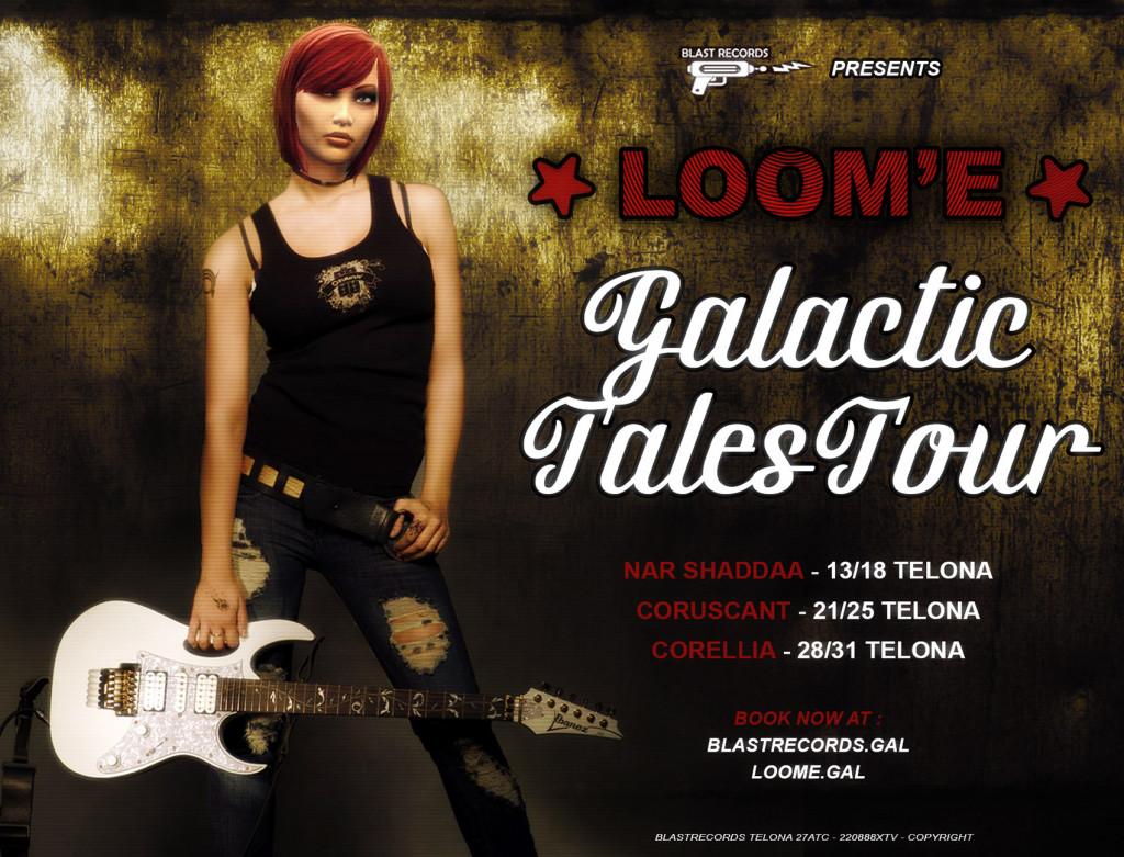 Poster Loom'e